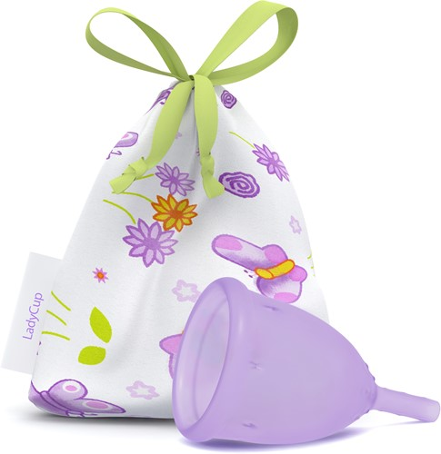LadyCup Touch of Lavender maat S Limited Edition