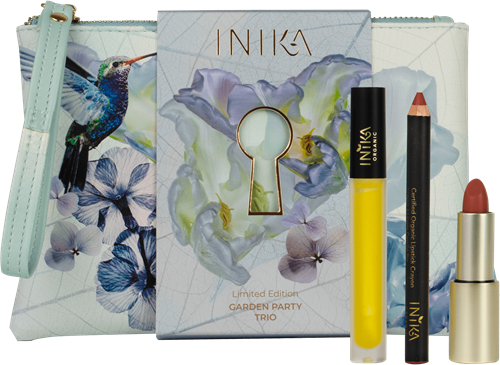 INIKA Limited Edition Garden Party