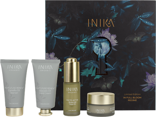 INIKA Limited Edition In Full Bloom Regime