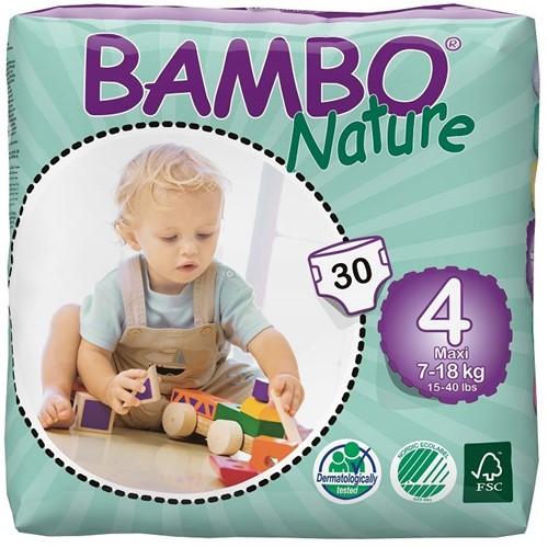 Bambo Nature Eco Luier - Maxi 4