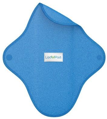 LadyPad Wasbaar Inlegkruisje Fresh Air - Smal