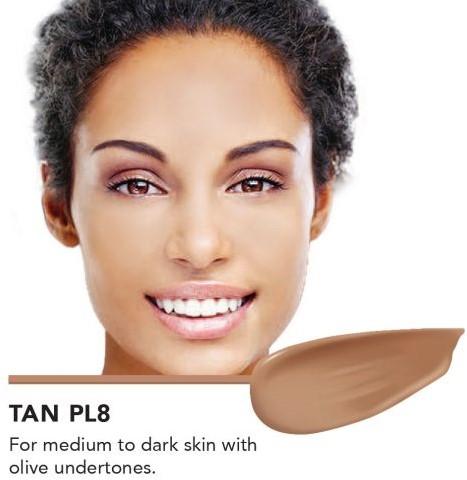 INIKA Biologische BB Cream  - Tan