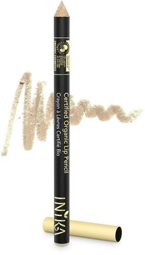 INIKA Biologische Lip Pencil - Buff