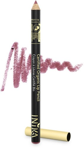INIKA Biologische Lip Pencil - Dusty Rose