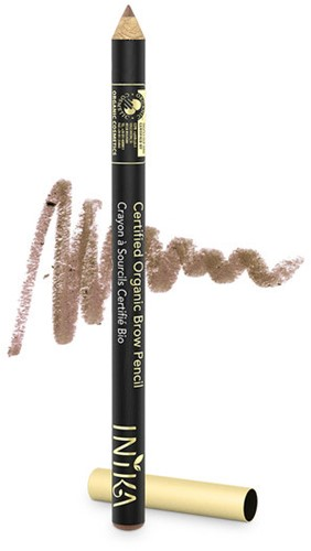 INIKA Biologische Brow Pencil - Blonde Bombshell