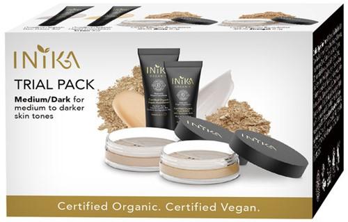 INIKA Trial Kit - Medium/Dark