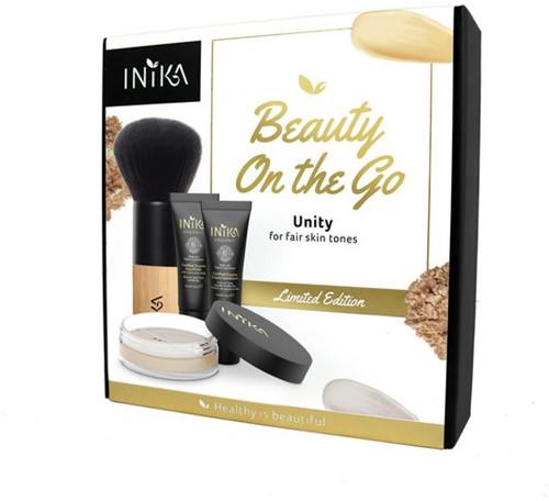 INIKA Beauty Set On The Go  - Light