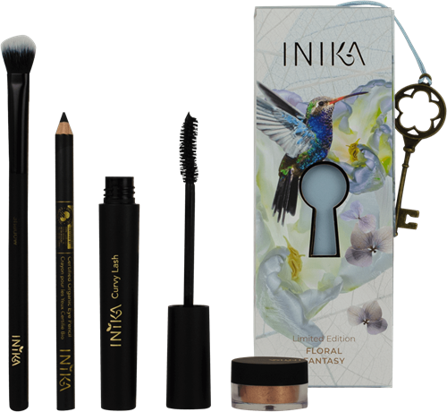 INIKA Limited Edition Floral Fantasy Set