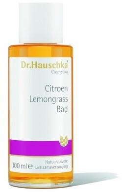 Dr.Hauschka Citroen Lemongrass Bad