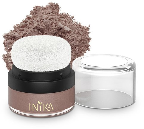 MINI INIKA Mineral Blush puff pot