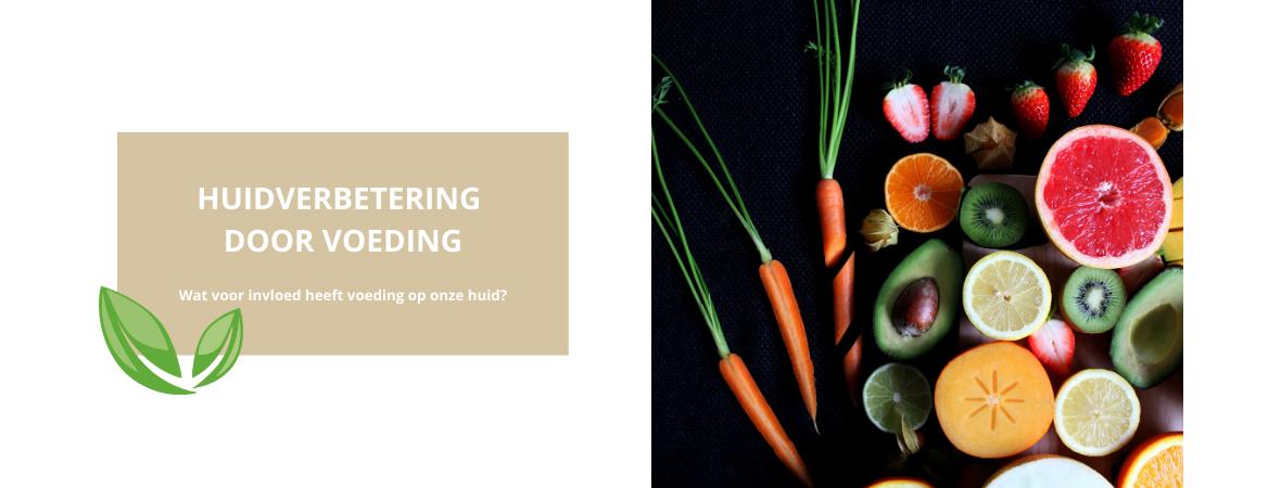 Huidverbetering door voeding
