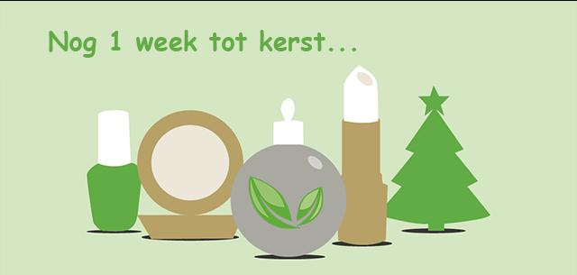 Nog 1 week tot kerst