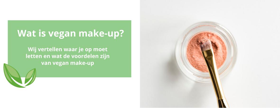 Alles wat je moet weten over Vegan Make-up
