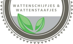 Biologisch afbreekbare wattenstaafjes & wattenschijfjes