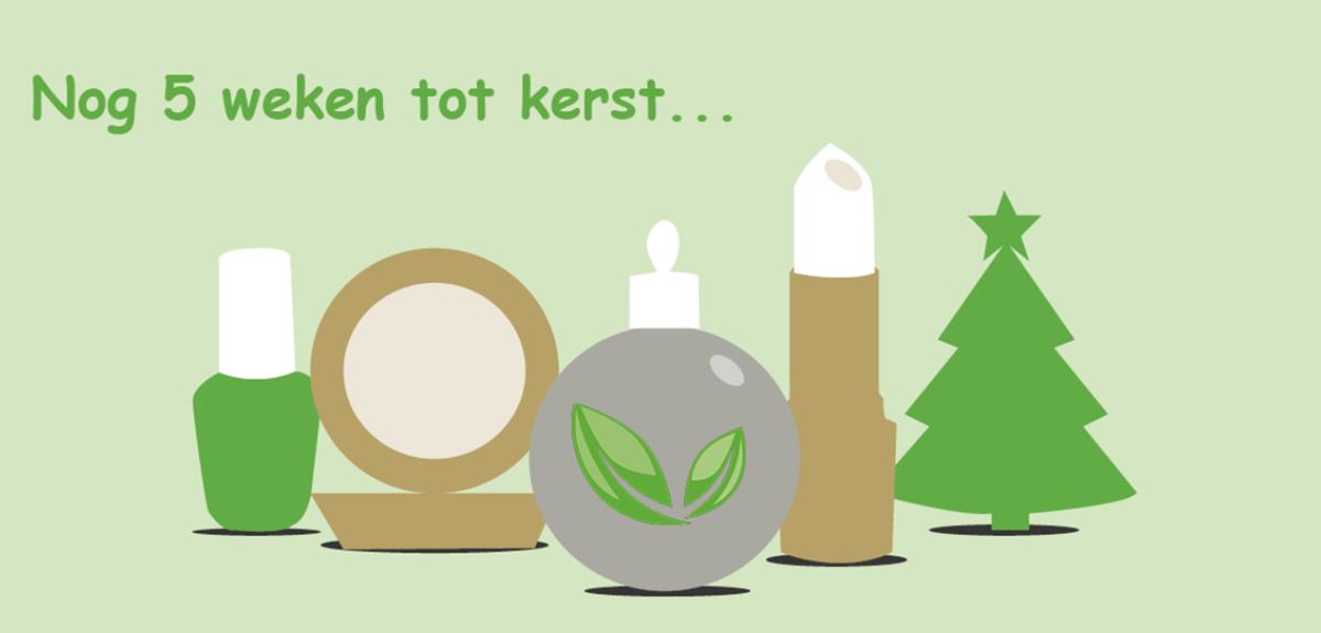 Nog 5 weken tot kerst…  Dé inspiratie voor jouw bio beauty kerst cadeaus