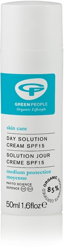 Green People Day Solution SPF15