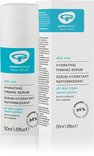 Green People Hydrating Firming Serum