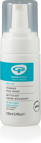 Green People Foaming Face Wash