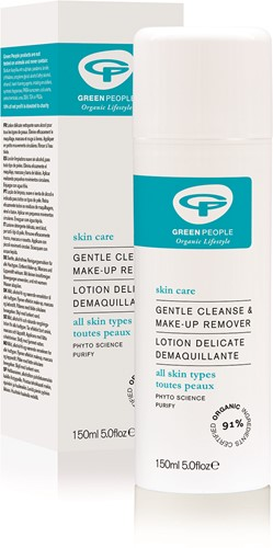 Green People Gentle Cleanse & Make-up Remover -2
