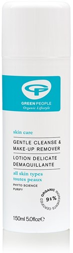 Green People Cleanse & Makeup Remover