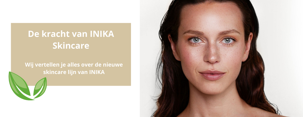 De kracht van INIKA Skincare