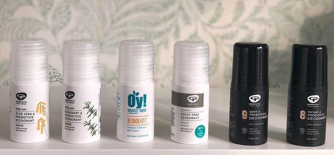 Waarom iedereen zou moeten overstappen op natuurlijke deodorant