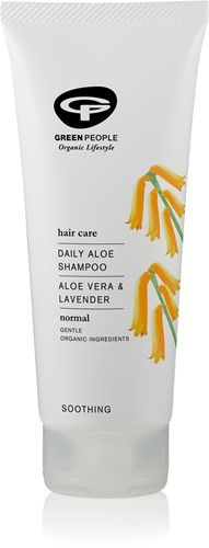 Green People Daily Aloe Shampoo