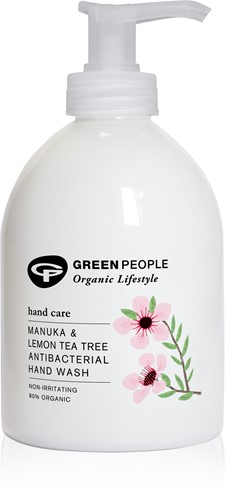 Green People Manuka & Lemon Handwash