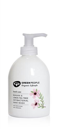 Green People Manuka & Lemon Handwash
