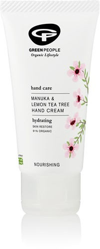 Green People Manuka & Lemon Tea Tree Hand Cream
