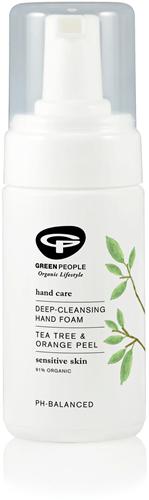 Green People Reinigende Hand Foam