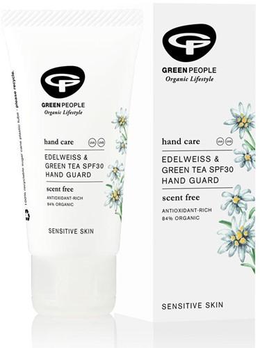 Green People Green Tea Handcrème - SPF 30