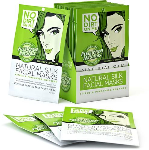 Fuss Free Cleanse & Exfoliate Masker