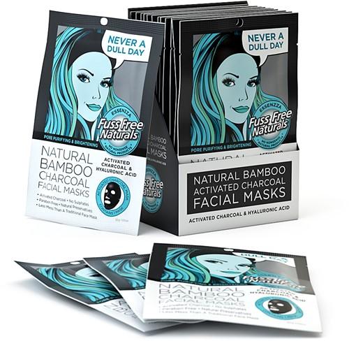 Fuss Free Pore Purifying & Brightening Masker