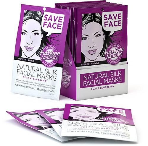 Fuss Free Naturals Refresh & Revive Masker