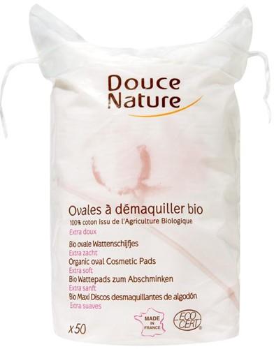 Douce Nature Bio Wattenschijfjes ovaal