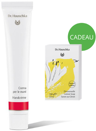 Dr. Hauschka Handcrème + handzeep CADEAU