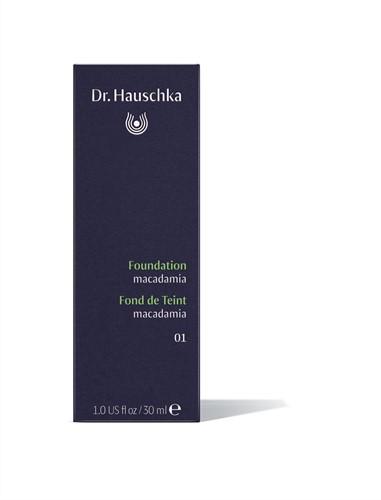 Dr. Hauschka Foundation - 01 Macadamia