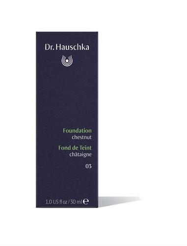 Dr.Hauschka Foundation - 03 Chestnut