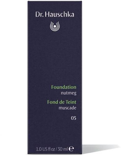 Dr.Hauschka Foundation - 05 Nutmeg
