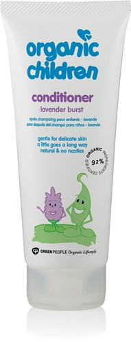 Green People / Organic Children Conditioner - Lavender