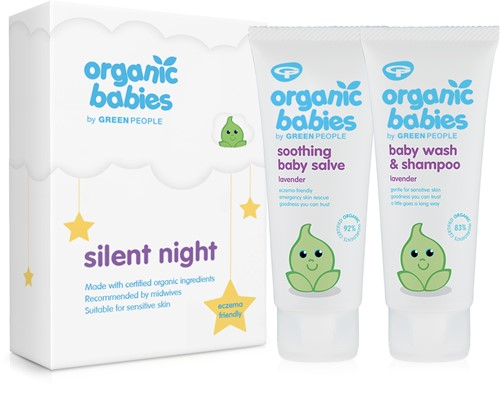 Green People Cadeaupakket 'Silent Night'