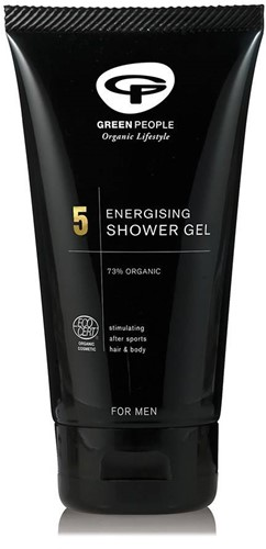 Green People No.5 Energising Shower Gel