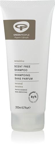 Neutrale Parfumvrije Shampoo