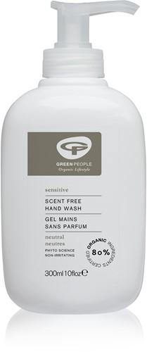 Neutrale Parfumvrije Hand Wasgel