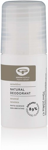 Green People Neutrale Parfumvrije Deodorant
