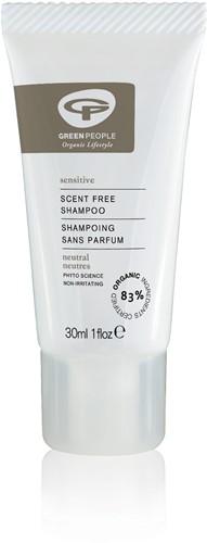 Green People Mini Neutrale Parfumvrije Shampoo