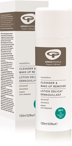 Green People Neutrale Parfumvrije Reinigingsmelk 150ml