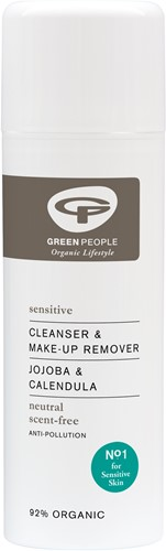 Green People Parfumvrije Cleanser & Make-up Remover
