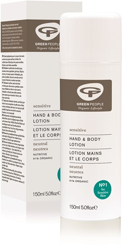 Green People Parfumvrije Hand & Bodylotion